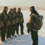 Под Вязьмой прошла реконструкция Вяземской воздушно-десантной операции