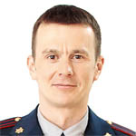 Майор УФСИН Виталий Максимов награжден медалью за задержание преступника