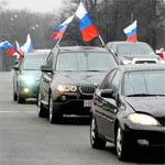 Вяземские предприниматели ударят автопробегом в знак солидарности с Крымом