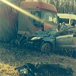В ДТП на Минке погибли трое взрослых и ребенок