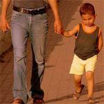 Приставы помогли восстановить право отца на общение с сыном