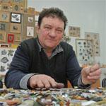 Выставка художественной школы Михаила Попова