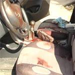 В автомобиле Инфинити застрелен мужчина