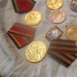 В Бородино у пенсионерки похитили медали