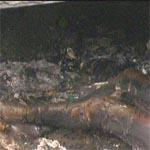 После тушения пожара в вяземском районе обнаружен труп