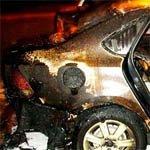 Кто поджигает в Вязьме машины?