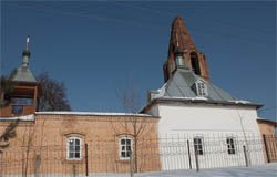Клименков стал священником в Покрове