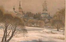 В смоленском доме художника открылась выставка из Вязьмы (видео)