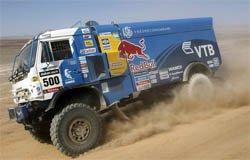 Вязьмичи заняли третье место в ралли Africa Eco Race