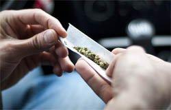 Соседи сдали полиции курителя спайсов