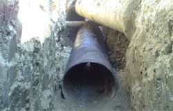 Демидова собирается ремонтировать водовод зимой