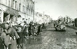 День освобождения Вязьмы от немецко-фашистских захватчиков