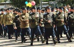 Вяземские казаки примут участие в параде 9 мая