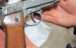 В Вязьме задержаны торговцы оружием