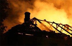 В Новое Левково под Вязьмой задушили а потом сожгли пенсионерку