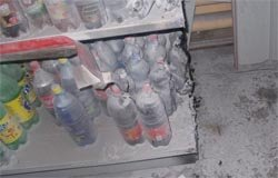 На Вязьма-Брянской сгорел магазин