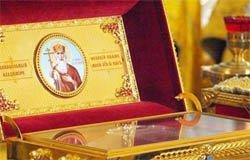 Мощи князя Владимира будут в Вязьме 9 и 10 июля