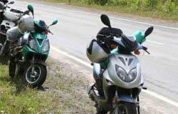 Через Вязьму пройдет экскурсия на скутерах