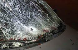 Под Вязьмой водитель десятки сбил человека
