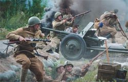 О боях под Вязьмой начались съемки фильма