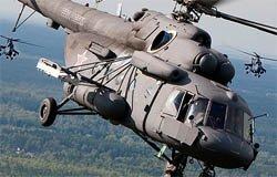 На аэродром Двоевка поступили новые вертолеты