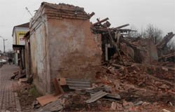В Вязьме под постройку очередного ТЦ снесли памятник архитектуры