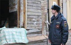 В Вязьме был проведен рейд по заброшенным домам