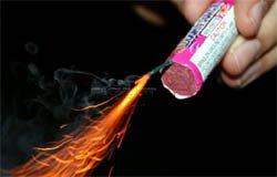 Взрывать фейерверки только на Струнке и Смоленском мосту!