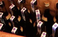 Вязьма - поставщик контрафактного алкоголя