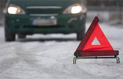 На Комсомольской автомобиль Хонда сбил девушку