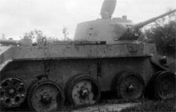 История найденного под Вязьмой танка станет сюжетом фильма