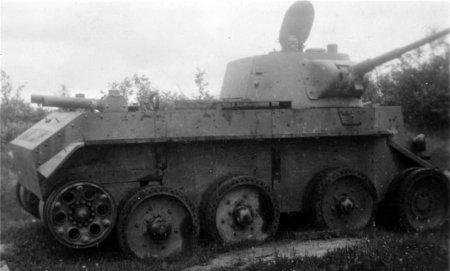 """История найденного под Вязьмой танка станет сюжетом фильма """"Сталь"""""""