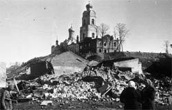 12 марта 1943 года день освобождения Вязьмы [видео]