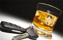 На Докучаева задержан пьяный водитель