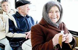 В Смоленске ветеранов повозят 3 дня бесплатно. А в Вязьме?