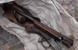Под Вязьмой задержан охотник с нелегальным оружием