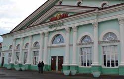 На вокзале Вязьмы торговали просрочкой