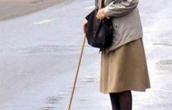 На Кашена сбили пенсионерку