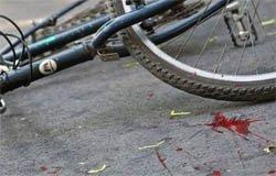 На трассе Москва - Минск сбили велосипедиста
