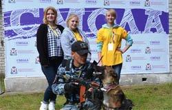 Сотрудники УМВД РФ по Смоленской области посетили молодёжный форум «Смола - ...