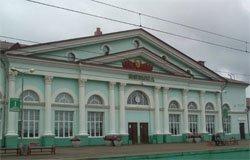 Вокзал в Вязьме