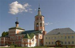 Иоанно-Предтеченский монастырь в Вязьме