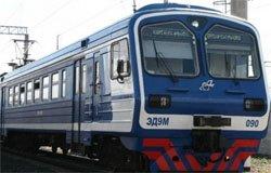 Расписание электричек на Смоленск
