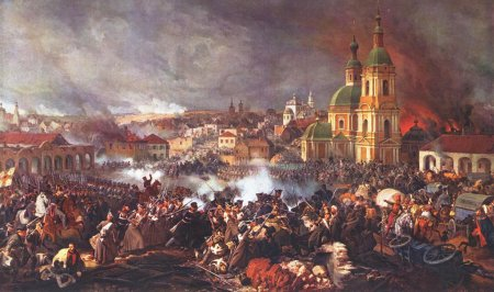 Краткая история Вязьмы