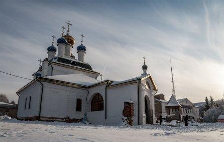 Спасо-Преображенская церковь Вязьма