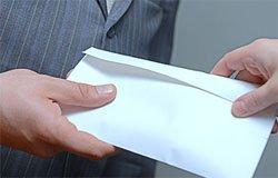 Руководитель общественной организации обвиняется в коммерческом подкупе