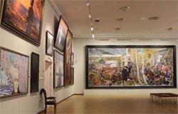 Картинная галерея в Вязьме - фантазии вяземских художников