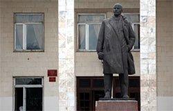 Вязьма памятник Ленину