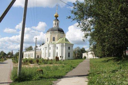 Богородицкая церковь в Вязьме