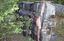 В вяземском районе в ДТП пострадал водитель квадроцикла